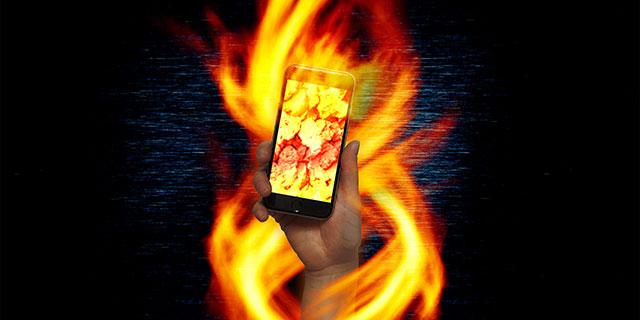 動画サイトで炎上するイメージ